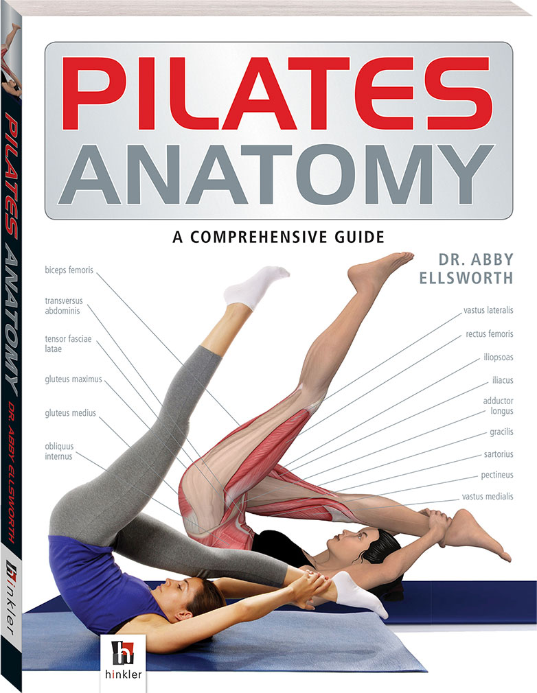 Anatomy of Pilates - Books - Health, Fitness + Lifestyle - Adults ...