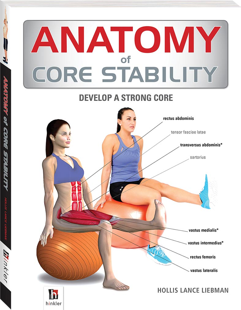 Anatomy of Core Stability - Books - Health, Fitness + Lifestyle ...