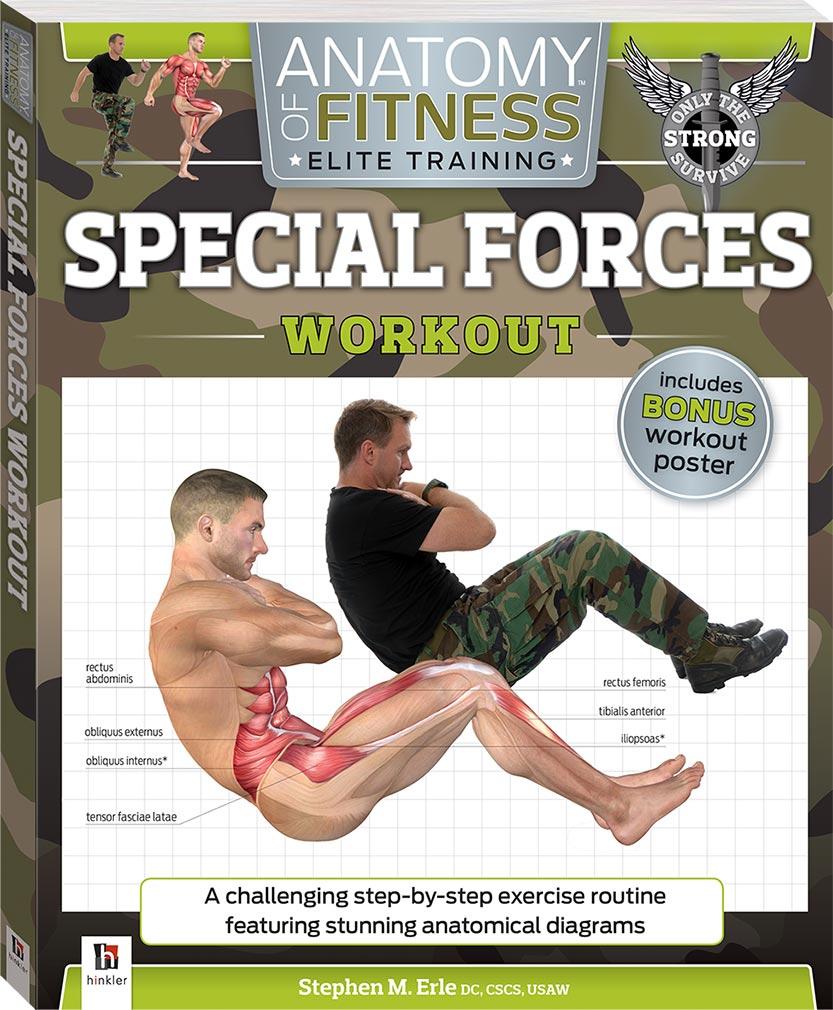 Anatomy Of Fitness Books Yoga Core Pilates And Dvd Hinkler