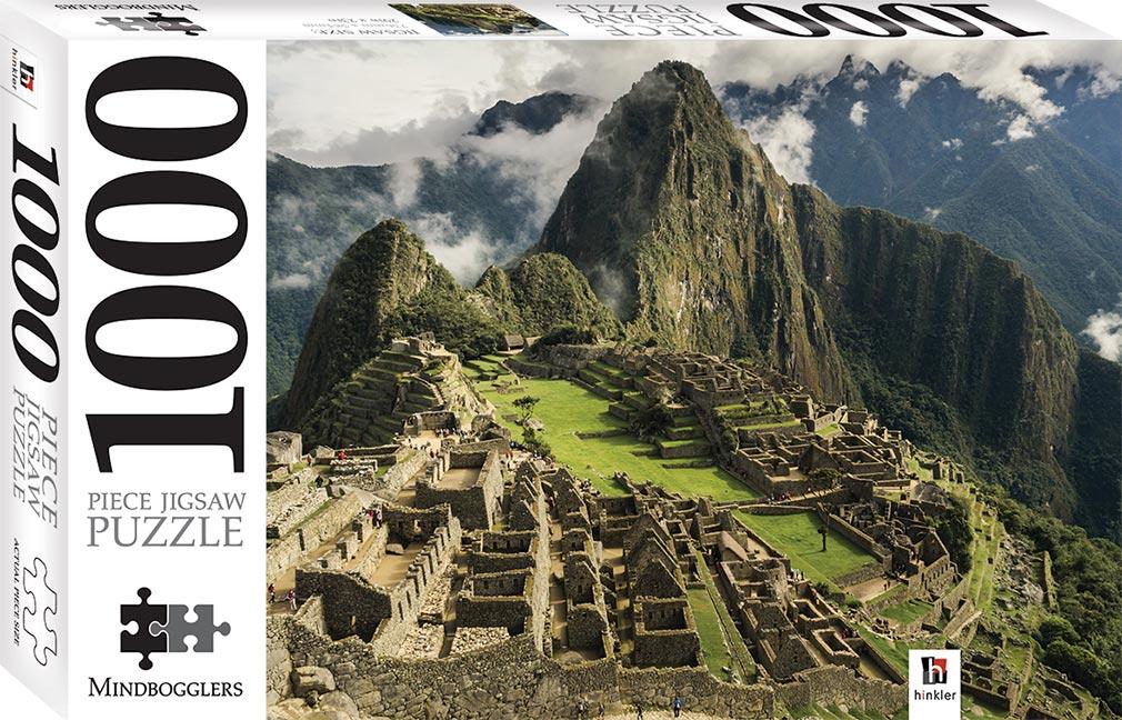 Machu Picchu Peru 1000 Piece Jigsaw 1000 Piece