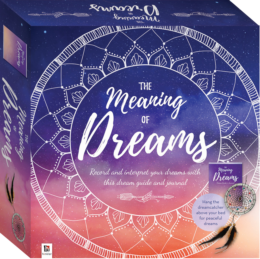 The Meaning of Dreams Small Kit - Gift Sets - Adults - Hinkler - photo#21