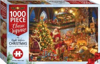 Night Before Christmas 1000-piece Jigsaw