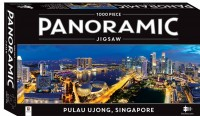 Panoramic Jigsaws: Singapore