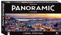 Panoramic Jigsaws: Lisbon