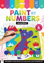 Daring Dino Paint by Numbers