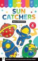Space Adventures Suncatchers