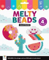 Cute and Yummy Melty Beads