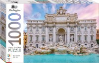 Mindbogglers Jigsaws Series 17: Trevi Fountain, Italy