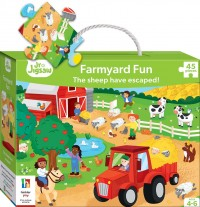 Junior Jigsaw: Farmyard Fun