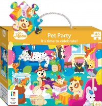 Junior Jigsaws: Pet Party