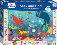 Junior Jigsaw Seek and Find 100pc Jigsaw Ocean Adventure