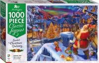 Santa's Christmas Delivery 1000pc Jigsaw