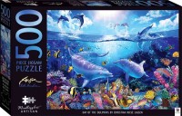 Mindbogglers Artisan Jigsaw: Day of the Dolphins
