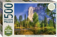 National Park Collection Jigsaw: Yosemite, California