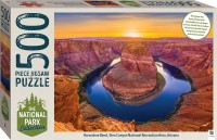 National Park Collection Jigsaw: Glen Canyon, Arizona
