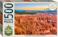 National Park Collection Jigsaw: Bryce Canyon, Utah