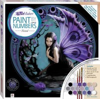 Paint by Numbers Canvas Anne Stokes: Naiad