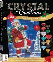 Crystal Creations Kit: Santa on the Rooftop