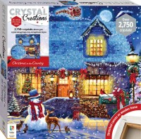 Crystal Creations Canvas: Christmas in the Country