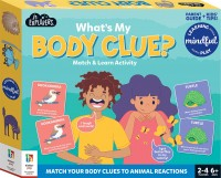 Junior Explorers: What's My Body Clue?