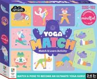 Junior Explorers: Yoga Match