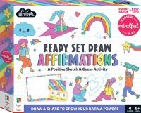 Junior Explorers: Ready, Set, Draw Affirmations