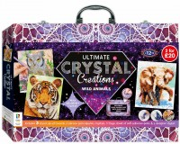 Ultimate Crystal Creations Carry Case: Amazing Animals