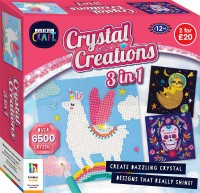 Curious Craft 3-in-1 Crystal Creations