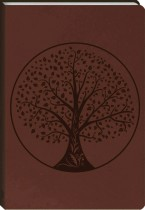 Faux Leather Journal: Tree of Life