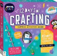 Curious Craft 12 Days of Crafting