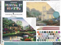 Paint by Numbers: Stoney Creek Cottage & Blossom Hill Church
