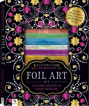 Kaleidoscope Foil Art Kit