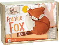 Sew Sweet: Frankie Fox Wooden Box