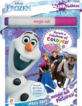 Inkredibles Disney Frozen Magic Ink Pictures