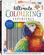 Art Maker Ultimate Colouring Kit