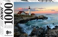Portland Head Light, USA 1000 piece Jigsaw