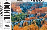 Bryce Canyon, Utah,  USA 1000 Piece Jigsaw