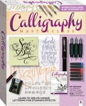 Calligraphy Masterclass Box Set