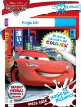 Inkredibles Disney Cars Magic Ink Pictures (2019 Ed)