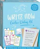 Write Now: Creative Writing Kit