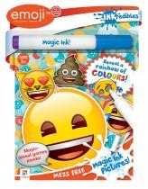 Inkredibles Emoji Magic Ink Pictures