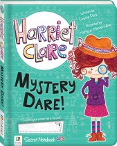 Harriet Clare Mystery Dare #5