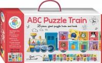 Building Blocks ABC Puzzle Train