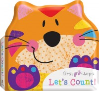 First Steps Bath Board Book: Let's Count