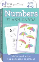 First Steps Flash Cards: Numbers