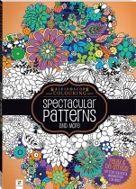 Kaleidoscope Colouring: Spectacular Patterns