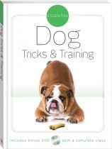 Essential Dog Tricks and Training Book and DVD