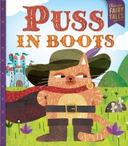 Bonney Press Fairytales: Puss in Boots