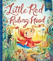 Bonney Press Fairytales: Little Red Riding Hood