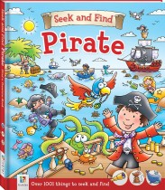 Seek and Find: Pirate